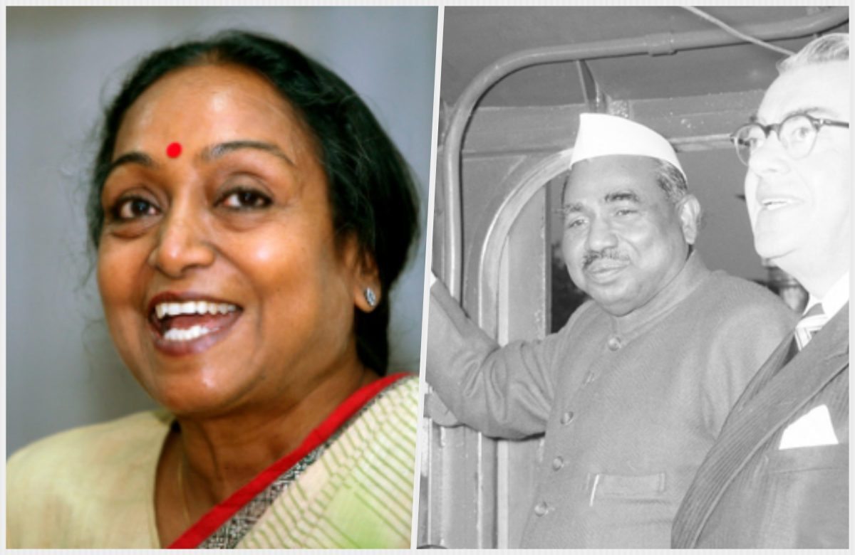 The Ghost of a Bungalow Returns to Haunt Meira Kumar, Presidential Nominee